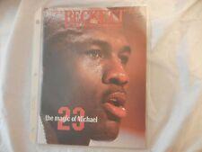 December 1993 Beckett Basketball #41 Michael Jordan Cover