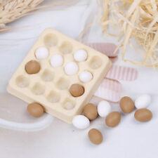 1:12 Dollhouse miniature egg carton with 16 pcs eggs dollhouses EJ