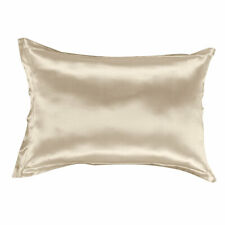25 Momme Silk Pillow Case 100% Pure Mulberry Silk Pillowcases Cover 48X73cm AU
