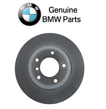 BMW E46 3 Series Front Left or Right Vented Disc Brake Rotor Genuine 34116864058