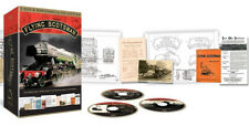 Flying Scotsman Memorabilia Set (DVD, 2012, 4-Disc Set) Most famous steam train