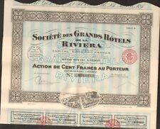 Deko => Großen Hotels La Riviera (Q)