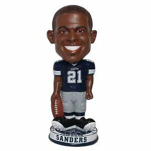 Deion Sanders Dallas Cowboys Knucklehead Big Head Bobblehead NFL