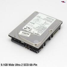 Wide Ultra 2 SCSI 9.1GB HDD Compaq BD009222BB 10K.RPM 68-PIN 9L9005-031 68-PIN