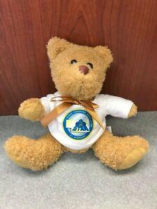 "State Troopers Associaton of Nebraska 7"" Teddy Bear Plush, Stuffed Animal"