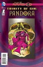 FUTURES END NEW 52 TRINITY OF SIN PANDORA #1 3D LENTICULAR COVER NEW NEAR MINT