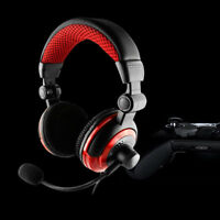 Gaming Headset MIC LED Headphones Surround for XBOX One & s PS4 PC Mac Tablets