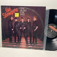 The Stompers- One Heart For Sale- Mercury Rock LP- VG++/VG+-