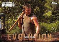 DARYL DIXON (Norman Reedus) / Walking Dead Evolution BASE Trading Card #15