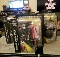 Nightmare Before Christmas Diamond Select Series 8 Figure Case SET * IN STOCK !