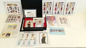 International Collectors Society Princess Diana foreign stamp w/COA Lot , TOGO +