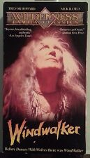 trevor howard  WINDWALKER billy drago    VHS VIDEOTAPE