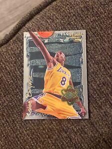 Kobe Bryant 1996 fleer rookie sensations #5 sharp
