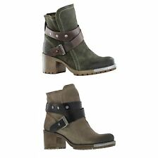 FLY London Suede Ankle Boots for Women