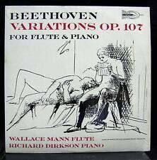 MANN & DIRKSON beethoven variations LP Mint- CPT-553 Pablo Picasso Cover Art US