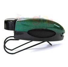Fashion premium high quality SUNGLASSES VISOR CLIP - Green  Color AUTO CLIP