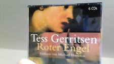 Roter Engel von Tess Gerritsen - Hörbuch, 6 CDs
