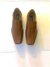 New Majestic Men's 88263 Classic Square Toe Slip On Loafers Formal Dress Shoes