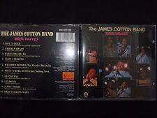 CD THE JAMES COTTON BAND / HIGH ENERGY /