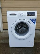 NEW (Display) Bosch WAT28400UC 240V Electric Front-Load COMPACT Clothes WASHER