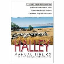 Manual Bíblico de Halley con la Nueva Versión Internacional by Henry H. Halley (