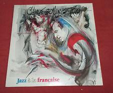 CLAUDE BOLLING LP JAZZ A LA FRANCAISE  ART COVER MORETTI