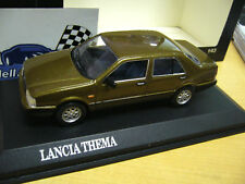 LANCIA THEMA Limousine Marrone Brown met NOREV 1:43