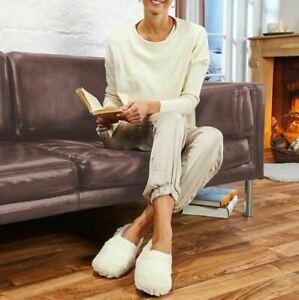 Hot Sox Wärme- Hausschuhe Pantoffel Mikrowellen & Ofen Warme Füsse unisex 41-45