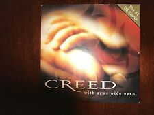 Creed With Arms Wide Open CD Single Rare Promo