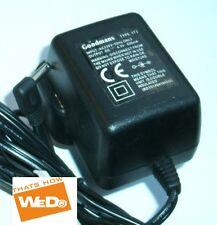 GOODMANS POWER ADAPTER TYPE 171 BD3514045060G DC4.5V 600mA UK PLUG