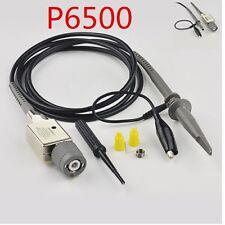 P6500 500MHz 10X High Precision Oscilloscope Passive Probe Alligator Clip