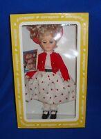 Vintage Effanbee Polyanna Doll in Original Box