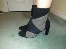 LADIES GABOR SUEDE BOOTS SIZE 7 BRAND NEW