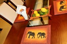 African Elephant Table Linen Range