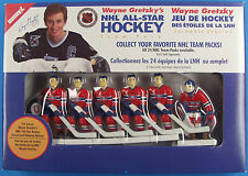 Wayne Gretzky NHL Buddy L Montreal Canadians Table Hockey Game Team