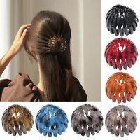 Fashion Women Geometric Elastic Hair Loop Leopard Hairband Styling Accessories