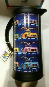 "Isolierkanne  Rene Staud "" Edition 300SL Warhol  Sammlerstück NEU "" Orig."