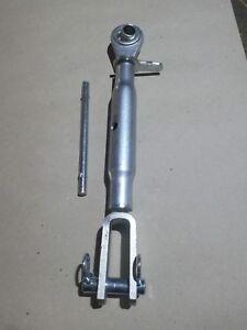 Hubstrebe Gabel / Spindel Hubstange M24x3 Länge: 580-760mm für Traktor 31107034
