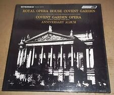 Solti ROYAL OPERA HOUSE COVENT GARDEN Anniversary Album - London OSA 1276 SEALED