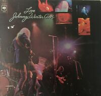 JOHNNY WINTER AND Live 1971 (Vinyl LP)