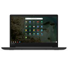 "Lenovo Chromebook S330 14"" Model 81JW MT8173C 2.10 GHz 4GB RAM 32GB eMMC BLACK"