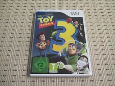 Toy story 3 pour nintendo wii et wii u * OVP *