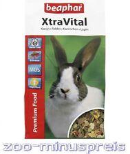 Zwergkaninchen Futter Beaphar Xtra Vital 5 kg, Von Tierärzten entwickelt