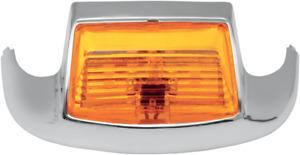 Fender Tip Light - Amber Replaces Harley-Davidson # 68706-00