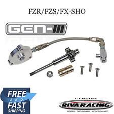 Riva Yamaha GEN 3 Super Duty Supercharger Shaft Upgrade Kit FX FZR FZS SHO FZ