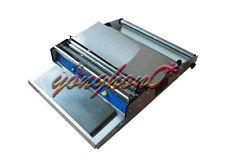 Food Tray Wrapper Film Wrap Sealer Sealing Machine For Fruit /Food 220V