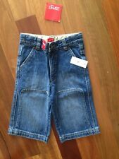 BNWT new childrens  ESPRIT jean shorts size 6