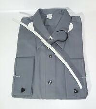 DDR Camiseta Talla 43N Eichsfeld Confección Gris Nva Camisa de Trabajo sin