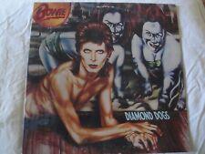 DAVID BOWIE DIAMOND DOGS VINYL LP ALBUM RCA VICTOR FUTURE LEGEND, BIG BROTHER EX