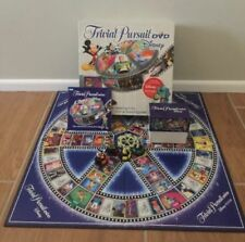 Disney Trivial Pursuit Board & Traditional Games